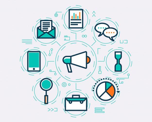 creative-marketing-elements-background_23-2147737862
